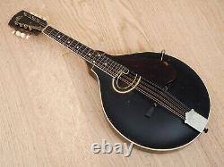 1929 Gibson H1 Mandola A-Style Vintage Acoustic Mandolin-Family Post-Loar Ebony