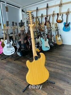 1978 Shergold Masquerader Custom 12-String Electric Guitar (Vintage, British)