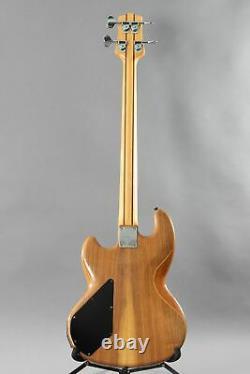 1984 Wal MK1 Mark 1 4-String Bass Guitar American Walnut Facings