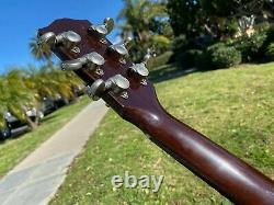 1992 Gibson J-60 Acoustic Guitar -Original Case Fresh Set Up with Martin Strings