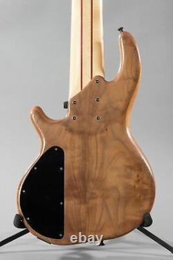 2015 Wal MK3 Mark 3 6-String Bass Guitar American Walnut Facings