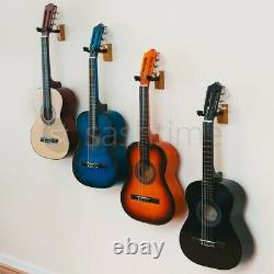 3/4 Size 36 Acoustic Guitar For Students Adult Beginners 6 Nylon Strings Music