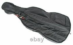4/4 Cello inklusive Bogen und Tasche in 3 verschiedenen Farben braun, weiß und