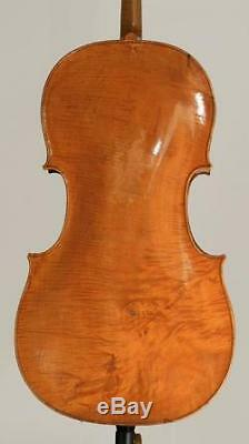 A very fine old Italian cello by Carcassi, Florence, 1770