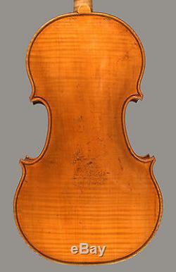 A very rare, old Italian certified viola Bartolomeo Bimbi, Florence, 1793, SUPERB