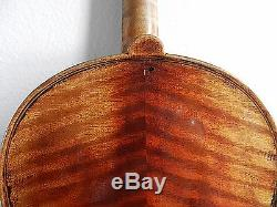 An Old Italian Soloist 4/4 Size Violin by Andeas Lucarini 1927, Professional