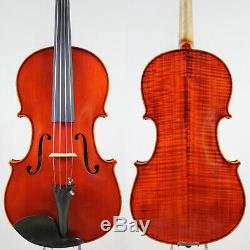 Antique Oil Varnish! Strad Viola 16 Inch MM6122 European Wood