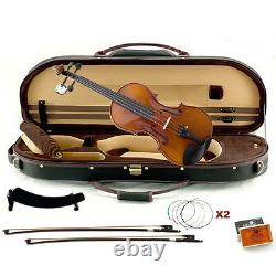 Artist 500 Series 4/4 Concert Violin, Case and Accessory Package Professional