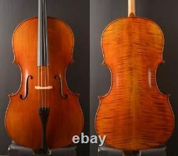 Best Model Antonio Simpson Guadagnini Cello 1777 Copy! Body 717mm