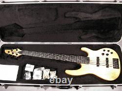 Carvin 5-String Bass Active Pickups Kiesel-Carvin Kit Built