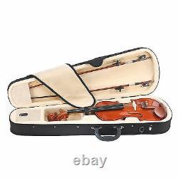 Cecilio 4/4 Full-size Student Violin With Boxwood +$39tuner 4/4cvn-200