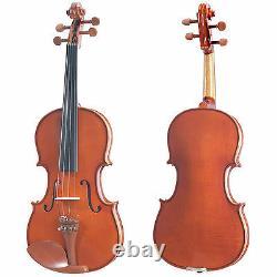 Cecilio CVN-200 SolidWood Violin Size 4/4 3/4 1/2 1/4 1/8