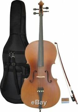 Cello Schülercello Anfängercello Celloset Violoncello Größe 4/4 ab 12 Jahre