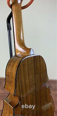 Cuatro De Puerto Rico Don Jose 10-String Acoustic Guitar With Bag. DJ-C700