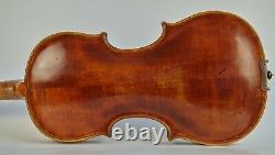 D. TECCHLER 1718 FEINE 4/4 MEISTERGEIGE violin old violon MASTERPIECE