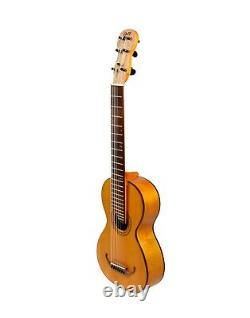 Doff 017-7 Classical Guitar Nylon Seven-Strings Parlor