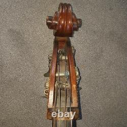 Double Bass 1950-60s West Germany
