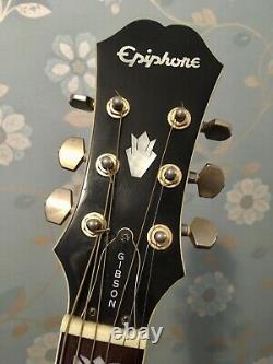 Epiphone Jumbo EJ200/VS Sunburst Acoustic Guitar EJ200 Korea 6 Steel String