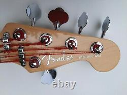 Fender American Deluxe Precision Bass V 5-String 2005 withOHSC