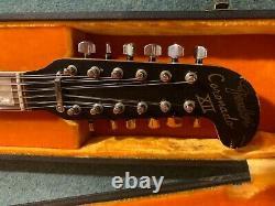 Fender Coronado XII 1967 Red 12 String + Original HS Case (Excellent Condition)
