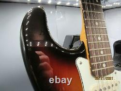 Fender Stratocaster XII Electric 12-String Guitar-Tweed Case-Made in Japan