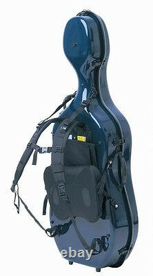Fiedler Universal Back-Pack System for Cello Case/Gift