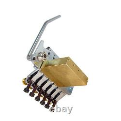 Floyd Rose 1984 German Chrome Tremolo System Complete with Nut (3 STRING SETS)