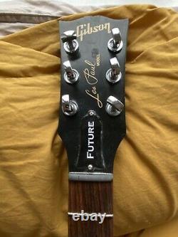 GIBSON Les Paul Tribute. 2013 Model. Gorgeous cherry Colour! New Strings