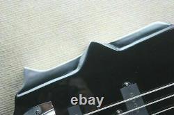 Gene Simmons Cort Style Axe Bass Guitar 4 String Signature Rock KISS Firehawk