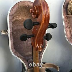 German Cello 20th century with hard travel case