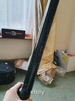 Gibson Flying V 67 Ebony 2008 New strings, black hard case