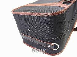 Good Quality Light Weight 4/4 Two/Double Violin Foamed Case +Free strings set