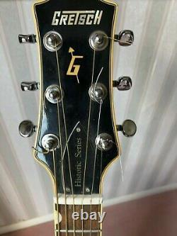 Gretsch G3900 Historic Series 6 string semi-acoustic Jazz guitar 2000s Tobacco