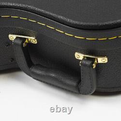 Guardian CG-020-J Hardshell Case for 5-String Banjo, Black