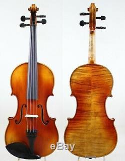 Guarnieri'del Gesu' 1743 The Cannon 4/4 Violin Copy! #6455 Fabulous Sound