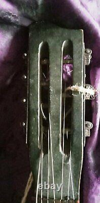 Guitar 3/4 or 7/8, 7 strings, Chernihiv (Ukraine), 1927