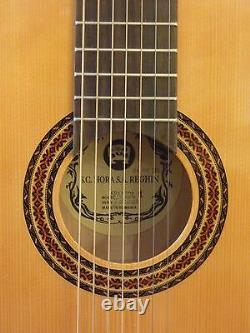HORA 7 string acoustic guitar, solid wood, Russian Brazilian