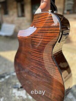 Ibanez Aewc300n Thin Body Electro-acoustic Nylon String Guitar
