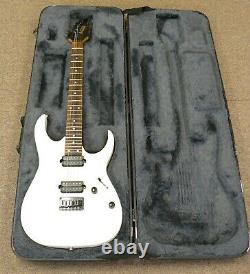 Ibanez Prestige Electric Guitar 2002 Made in Japan 6 string with Hard Shell Case