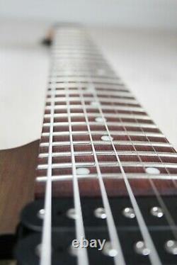 Ibanez RG7421, 7 String guitar, walnut, passive pickups, guitar stand