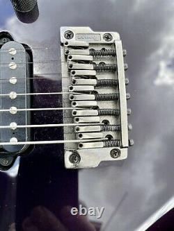 Ibanez prestige 7 string MIJ Japan Team J Craft Purple Sparkle