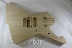 Iceman Destroyer Hybrid Guitar Body 7 String- Fits Ibanez (tm) UV RG Necks