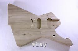 Iceman Destroyer Hybrid Guitar Body 7 String Fits Ibanez (tm) UV RG Necks
