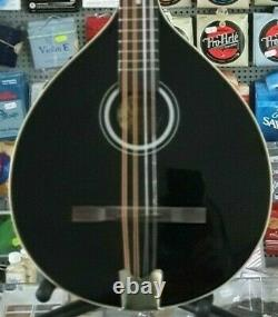 Irish Bouzouki with EQ (Electro Acoustic), made in Romania by Hora, solid wood