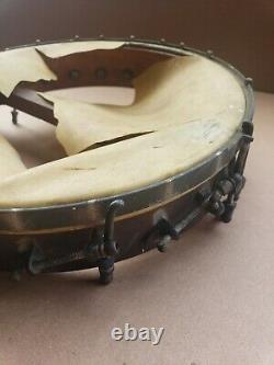 L. B. GATCOMB Banjo for parts SOLD AS IS Vintage Antique Boston, MA