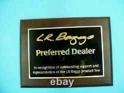 L R Baggs Radius Mandolin Pickup with side mount 1/4 inch Carpenter jack VWWS