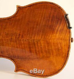 M. PLATNER 1748 with CERTIFICATE italian MASTERPIECE violin violon