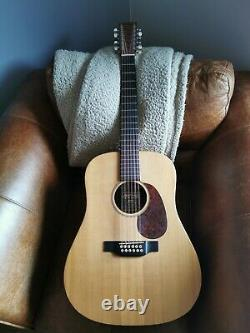 Martin Dx12a 12 String Acoustic