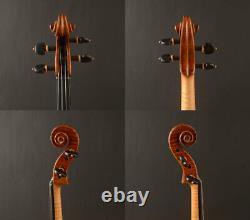 Master Violin! Antique varnish, A Strad Model Copy! Powerfull, loud