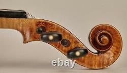 Mr. IMPOSSIBLE! 4/4 VIOLIN L. BISIACH 1896 cello viola GRAFTED